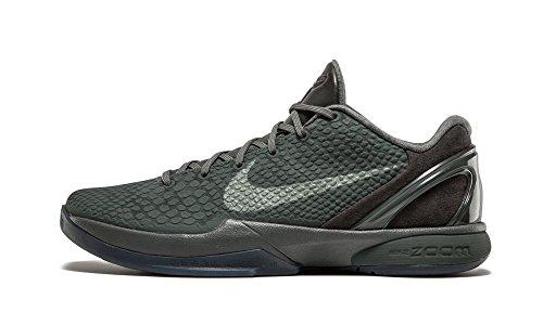 Nike Zoom Kobe 6 Ftb - 11 Vervagen Naar Zwart - 869457 007