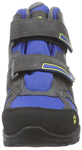 Jack Wolfskin VOLCANO TEXAPORE VC K Unisex-Kinder Trekking- & Wanderstiefel Blau (classic blue 1127)