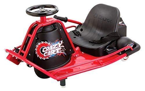 Crazy Cart - Batería con Fusible de 30 A