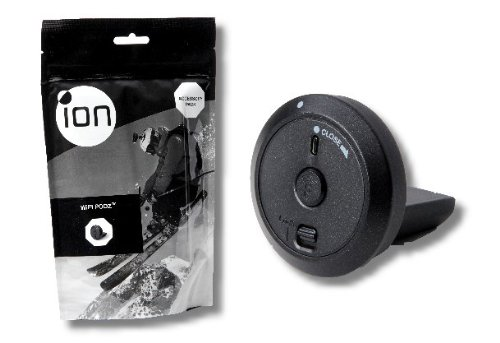 iON Camera 5012 Wi-Fi Podz (Black)