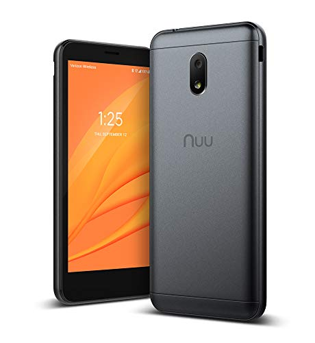 Verizon Certified NUU Mobile A6L Unlocked 5.0