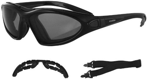 Roadmaster Photochromic Convertible Goggles/Sunglasses, Manufacturer: Bobster Eyewear, ROADMASTER PHOTOCHROM - Glasses Manufacturer