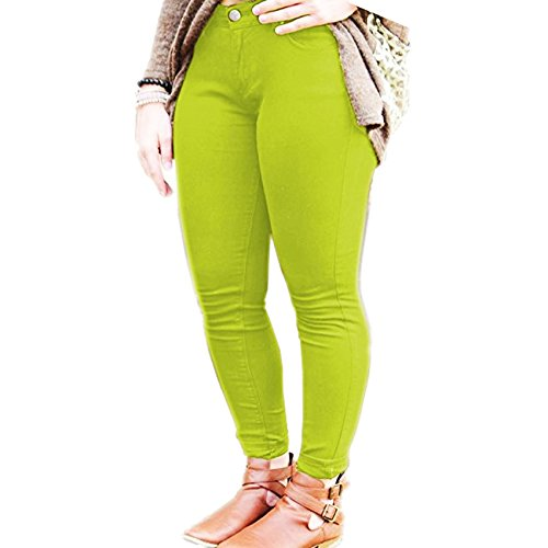 Vanilla Inc Leggings Apple Green Donna rxrfqH4