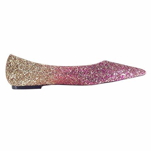 Simple Service Yuch Chaussures De Zi Confortable Sharp Fond Femmes Occasionnels Et Plat 6FAfwAqx