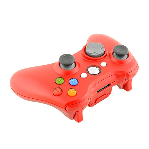 Wireless Controller Game Pad Blue Red Pink Colors for xBO...