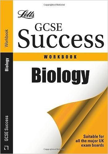 Book Biology: Revision Workbook (Letts GCSE Success) by Newman, Carla, Barton, Joanne (2011)