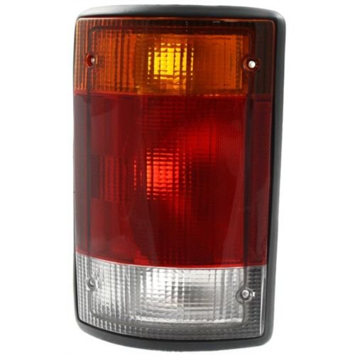 Perfect Fit Group 11-5008-91 - Econoline Van Tail Lamp LH, Lens And Housing