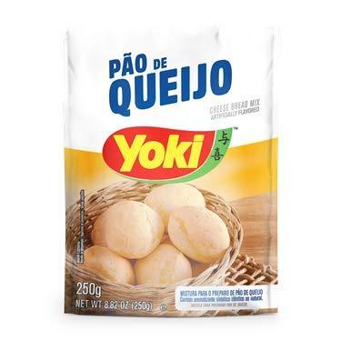 Yoki Cheese Bread Mix 8.8oz | Mistura para Pão de Queijo 250g