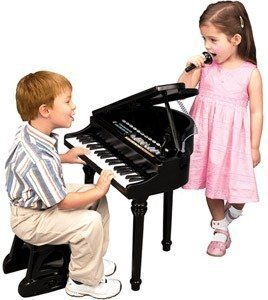 (Little Virtuoso Symphonic Grand Piano with Microphone)