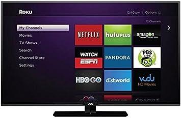 JVC EM48FTR LED TV - Televisor (121,92 cm (48