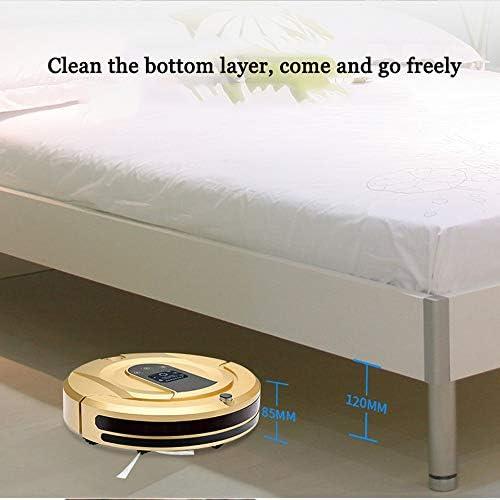 CNCBT Ménage aspirateur Robot, système d\'induction Anti-enroulement Anti-Collision capteur système de capteur Anti-Chute de Charge Automatique de Retour