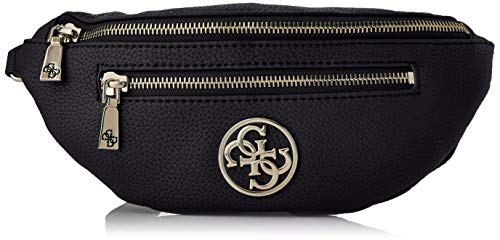 GUESS Detail Belt Bag, black