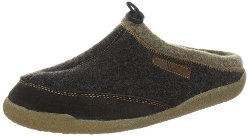 Hans Herrmann Collection Mens HHC Slippers Tortora Brown S3C83
