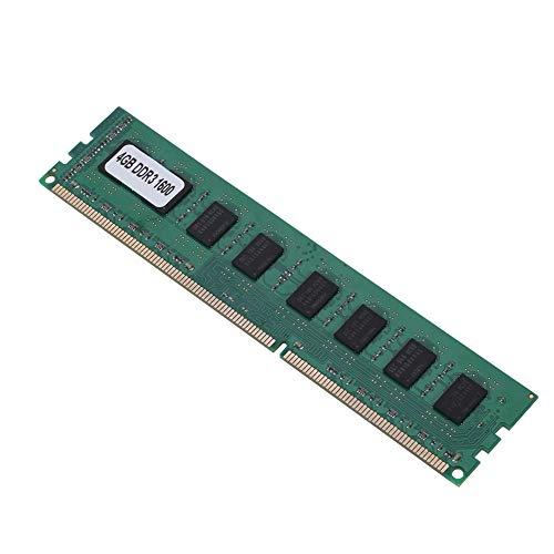 DDR3-geheugen Ram – 4G 1600MHz 240 Pin High Speed PC-geheugen RAM Ingebouwde Hoogwaardige Chip voor AMD Motherboard…