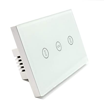 Us Wifi Smart Curtain Motor Switch App Or Voice Control By Alexa