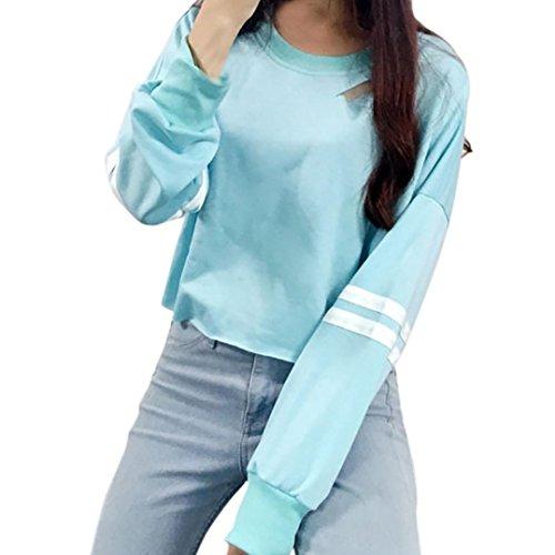 Kaiki - Bolso de asas de poliéster para mujer Azul