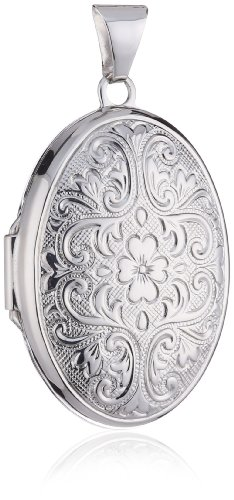 Pasionista Medaillon Sterling Silber 925 602608