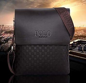 fc948fb8e POLO Classic design Business bag Messenger bag Shoulder bag for Men BY-51 -  leather