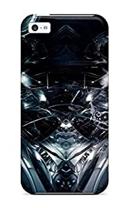 For Eric A Moyer Iphone Protective Case, High Quality For Iphone 5c Artistic Futuristic Machine Skin Case Cover