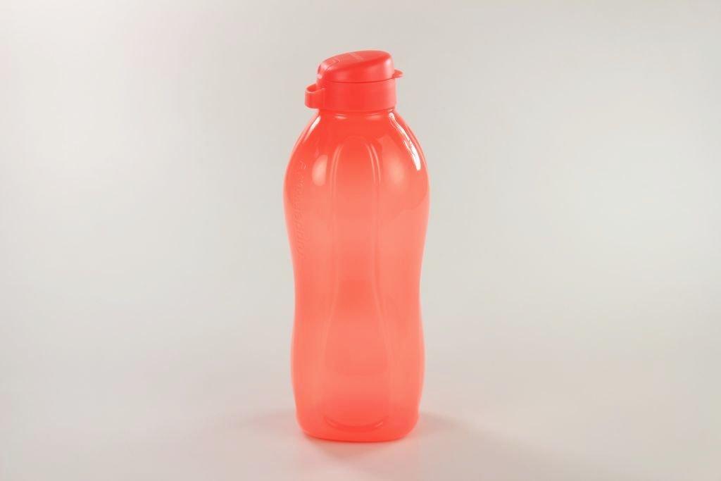 Tupperware to go Eco 2/l Naranja Botella clippverschluss /ökoflasche 26782