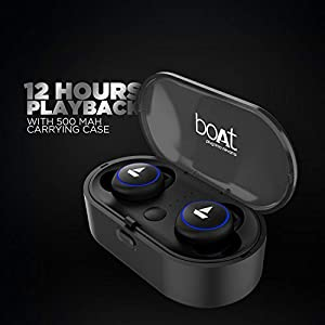 boAt Airdopes 311v2 True Wireless Earbuds 500mAh Charging Case