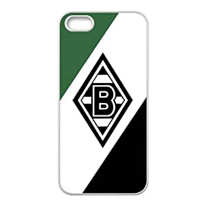 JIANADA BVB Borussia Dortmund Cell Phone Case for iPhone 5S
