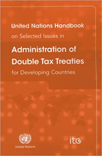 United Nations Handbook On Selected Issues In Administration Of