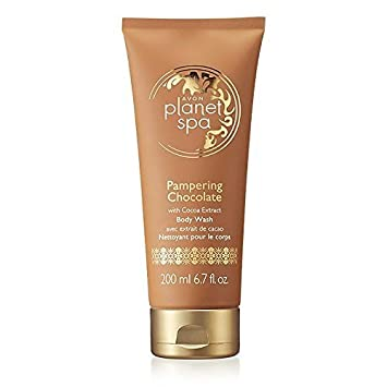 0b33a947729838 Amazon.com: Avon Planet Spa Pampering Chocolate Body Wash: Beauty