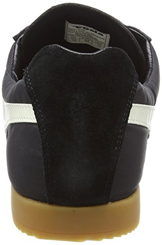 Negro Harrier Off Nylon Zapatillas White para Black Bx Gola Hombre vXndqw1X6