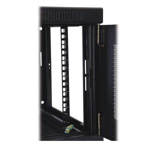 Tripp Lite 6U Wall Mount Rack Enclosure Server Cabinet, 16.5'' Deep, Switch-Depth (SRW6U) by Tripp Lite (Image #2)