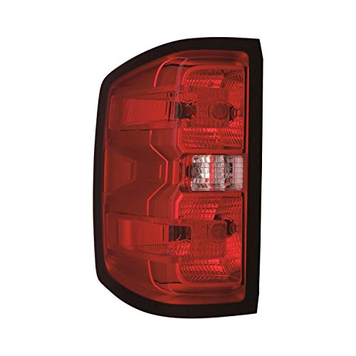 Value Driver Side Tail Lamp Assembly OE Quality Replacement