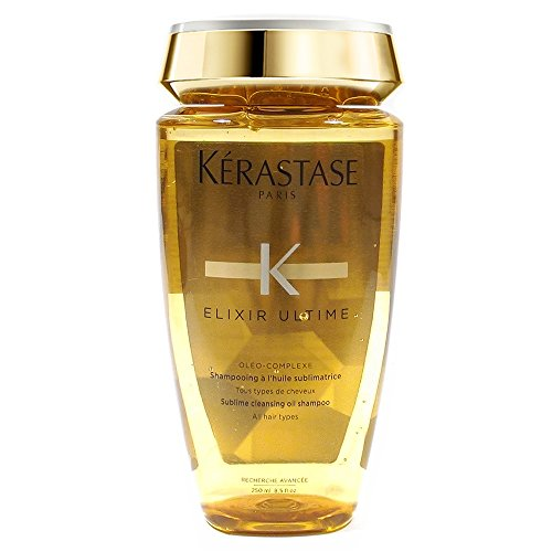 Price comparison product image Kerastase Bain Elixir Ultime Shampoo 250ml, or 8.5oz