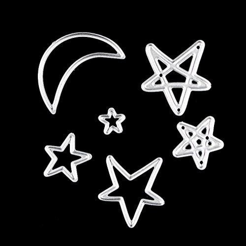 Metal Die Cutting Dies Stencil for DIY Scrapbooking Album Paper Card Decor Craft by Topunder -