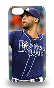 Tpu Shockproof Dirt Proof MLB Tampa Bay Rays David Price #14 Cover 3D PC Soft Case For Iphone 5/5s ( Custom Picture iPhone 6, iPhone 6 PLUS, iPhone 5, iPhone 5S, iPhone 5C, iPhone 4, iPhone 4S,Galaxy S6,Galaxy S5,Galaxy S4,Galaxy S3,Note 3,iPad Mini-Mini 2,iPad Air )