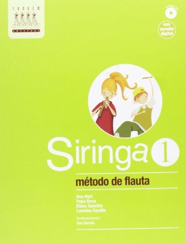 Descargar Libro Siringa 1. Método De Flauta Ana Bort Bono