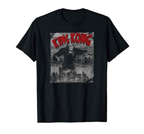 King Kong City Poster T Shirt
