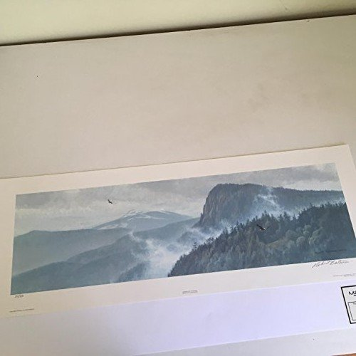 Limited Edition Print Thinking Like A Mountain-ROBERT BATEMAN