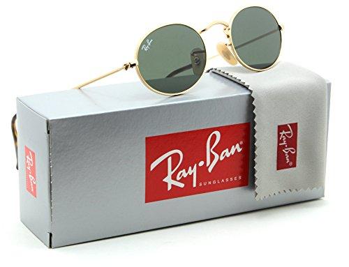 Sunglasses ban 54mm Gold Rb3547n Lens Flat Ovall Unisex Ray 001 xqpHawYY
