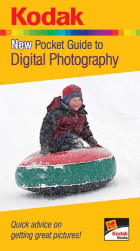 KODAK New Pocket Guide to Digital Photography: Quick advice on getting great pictures! from Brand: Lark Books
