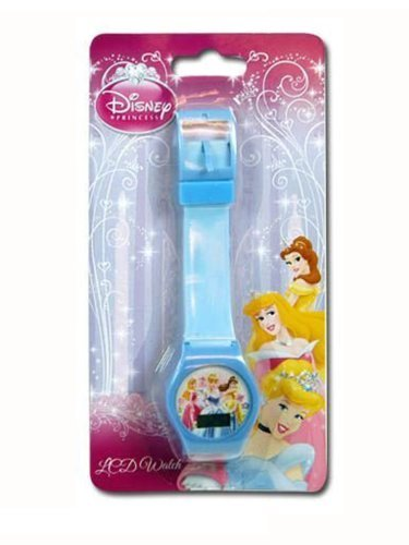 Disney Princess Watch (Light Blue) (2)