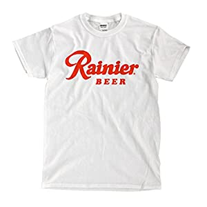 Rainier Beer – White T-Shirt