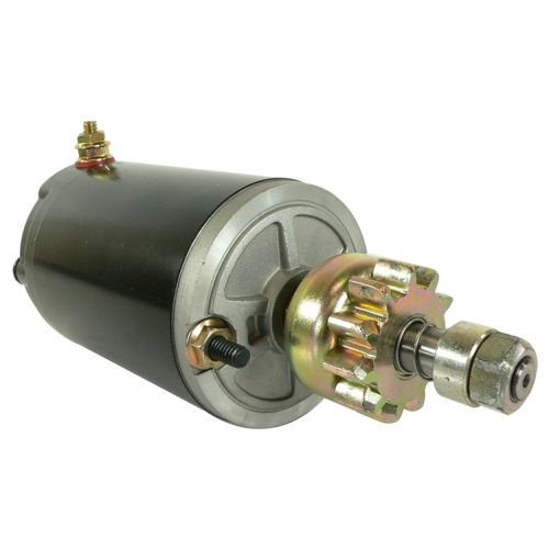 DB Electrical SAB0109 New Starter For Omc Johnson Evinrude Marine 20 25 28 30 35 40 Hp Outboard Many Models, 385401 392133 380238,378674 379091 379818 380139 380239 MDO4102 MGD4102 MOT2005 ()