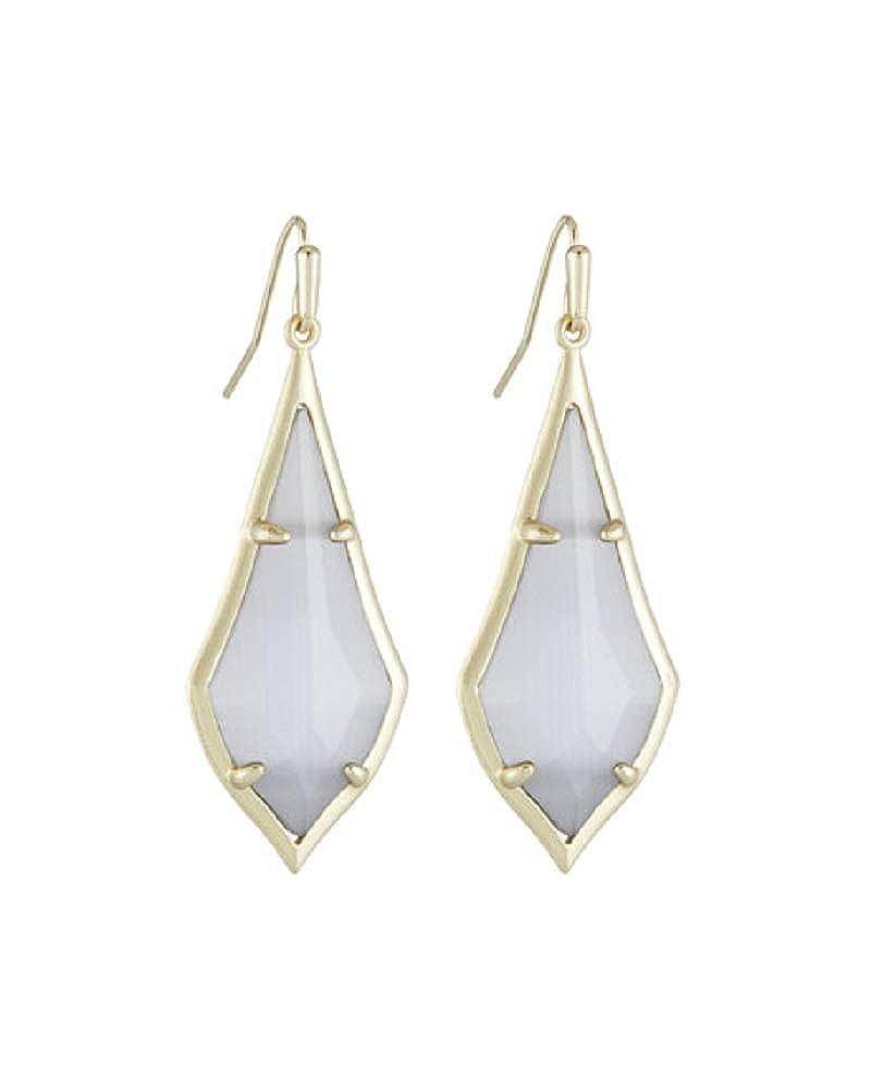 Amazon.com: Kendra Scott Olivia - Pendientes de gota de oro ...