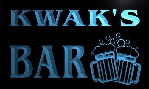 w008280-b-kwaks-name-home-bar-pub-beer-mugs-cheers-neon-light-sign