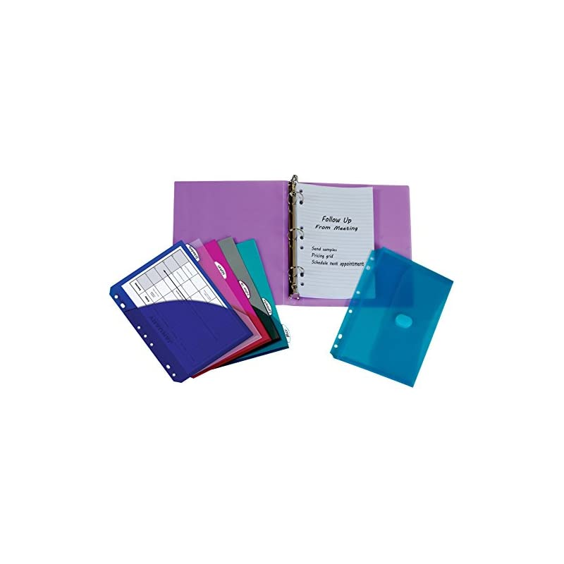 C-Line Mini Binder Starter Kit, Includes