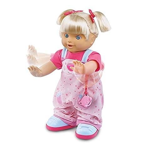 Amazon.com: Vtech Poco de Amor aprender a caminar muñeca ...