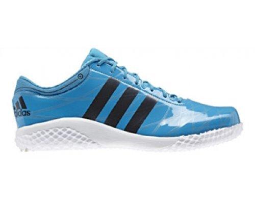 meet 212f1 1f700 ADIDAS adizero High Jump Stabil Zapatilla de Clavos Caballero, AzulNegroBlanco,  39 13 Amazon.es Zapatos y complementos