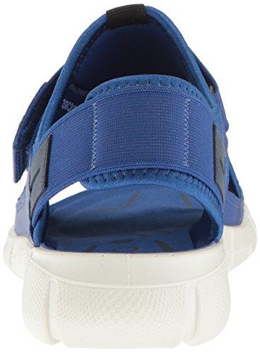 Blue Con mazarine Blue Sandal Azul Para Sandalias Cuña Ecco Intrinsic 55694mazarine Mujer qPxSFwwf