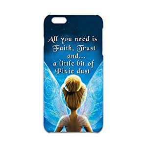 Angel With Wing White Phone Case for Iphone 6PLUS 3D