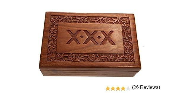 Original Kavatza Caja de madera